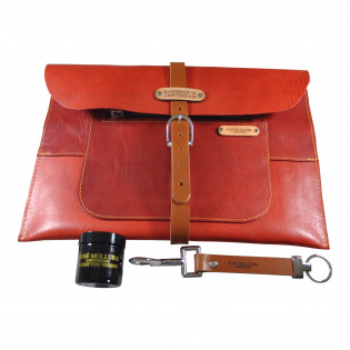 Vegetable Tanned Laptop Sleeve
